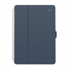 Speck iPad 10.2 8th Gen/7th Gen BALANCE FOLIO CLEAR (MARINE BLUE/CLEAR)