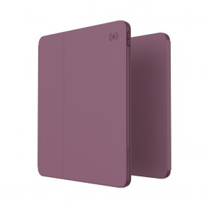 Speck iPad Pro 12.9-Inch (2018/2020) PRESIDIO PRO FOLIO - PLUMBERRY PURPLE/CRUSHED PURPLE