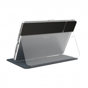 Speck iPad Pro 11-Inch (2020) BALANCE FOLIO CLEAR - GUNMETAL GREY METALLIC/CLEAR