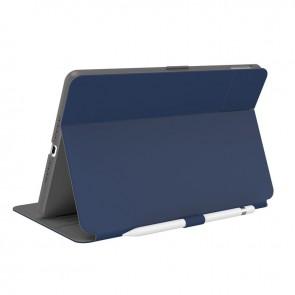 Speck iPad 10.2 9th/8th/7th Gen Balance Folio with Microban - Arcadia Navy/Moody Grey