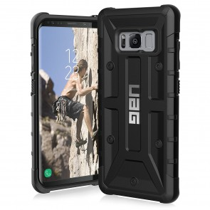 UAG Samsung Galaxy S8 Pathfinder Case - Black And Black