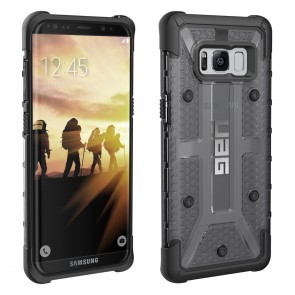 UAG Samsung Galaxy S8 Plasma Case - Ash And Black