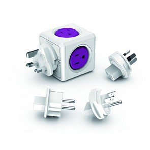 Allocacoc PowerCube ReWirable USB + 4x plug