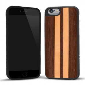 Recover iPhone 8/7 and 6/6s  Wenge and Maple Stripe