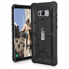 UAG Samsung Galaxy S8 Plus Pathfinder Case - Black And Black