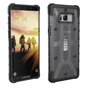 UAG Samsung Galaxy S8 Plus Plasma Case - Ash And Black
