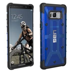 UAG Samsung Galaxy S8 Plus Plasma Case - Cobalt And Black