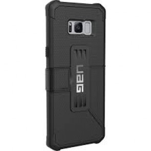 UAG Samsung Galaxy S8 Plus Metropolis Folio Wallet Case - Black And Black