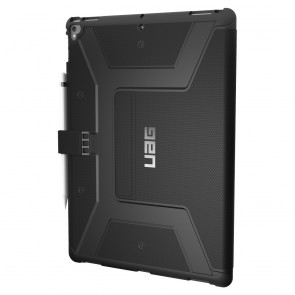 UAG Apple iPad Pro 12.9 (2017) Metropolis Folio Wallet Case - Black