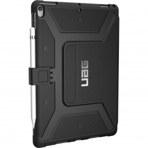 UAG Apple iPad Pro 10.5/iPad Air 10.5 Metropolis Folio Wallet Case - Black