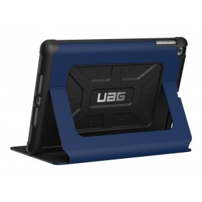 UAG Apple iPad Air / iPad 9.7 (2017)/ 6th Gen Metropolis Folio Wallet Case - Cobalt