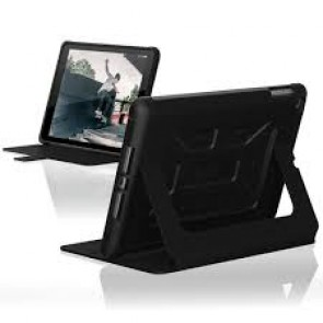 UAG Apple iPad Air / iPad 9.7 (2017)/ 6th Gen Metropolis Folio Wallet Case - Black