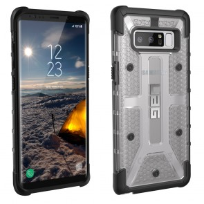 UAG Samsung Galaxy Note 8 Plasma Case - Ice And Black