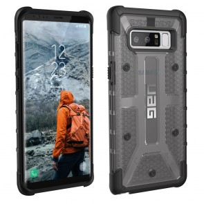 UAG Samsung Galaxy Note 8 Plasma Case - Ash And Black
