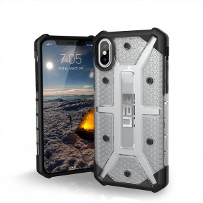 UAG Apple iPhone X Plasma Case - Ice And Black