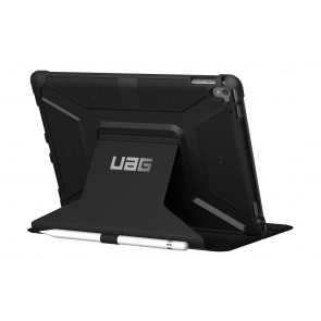 UAG Apple iPad Pro 9.7 Folio Wallet Case - Black And Black