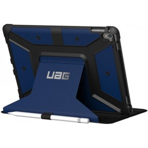 UAG Apple iPad Pro 9.7 Folio Wallet Case - Cobalt And Black