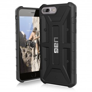 UAG Apple iPhone 6 / iPhone 6s / iPhone 7 / iPhone 8 Pathfinder Case - Black And Black