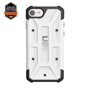 UAG Apple iPhone 6 / iPhone 6s / iPhone 7 / iPhone 8 Pathfinder Case - White And Black
