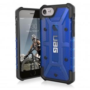 UAG Apple iPhone 6 / iPhone 6s / iPhone 7 / iPhone 8 Plasma Case - Cobalt And Black