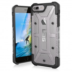 UAG Apple iPhone 6 Plus / iPhone 6s Plus / iPhone 7 Plus / iPhone 8 Plus Plasma Case - Ice And Black