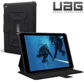 UAG Apple iPad Air 2 Folio Wallet Case - Black And Black