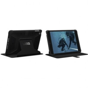 UAG Apple iPad Mini 4 Folio Wallet Case - Black And Black
