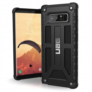 UAG Samsung Galaxy Note 8 Monarch Case - Black