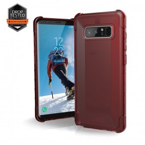 UAG Samsung Galaxy Note 8 Plyo Case - Crimson