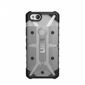 UAG Google Pixel 2 Plasma Case - Ice And Black