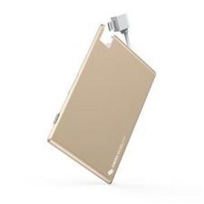 GeoSWISS Battery Card - Lightning Gold
