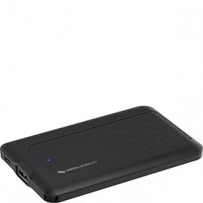 GeoSWISS G4 2500mah Universal Power Pack Black