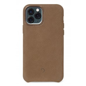 Decoded Bio Leather Back Cover iPhone 11 Pro (5.8 inch) Tan
