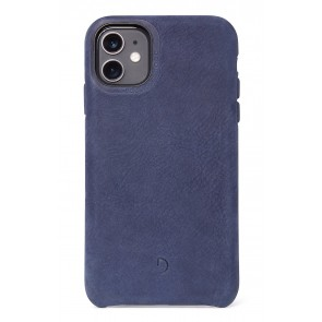 Decoded Bio Leather Back Cover iPhone 11 Blue