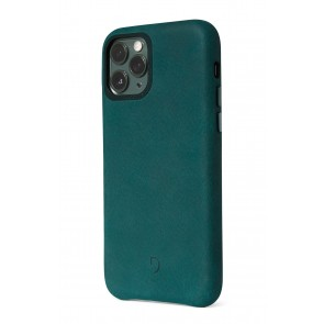 Decoded Leather Backcover iPhone 11 Pro Max (6.5 inch) Green