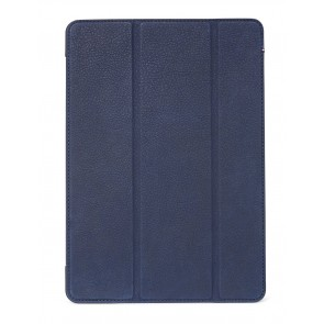 Decoded Leather Slim Cover for iPad 10.2 inch Blue