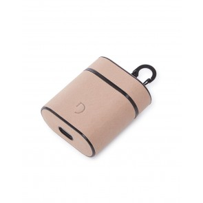 Decoded Leather Aircase AirPods series 2 / 1 Rose