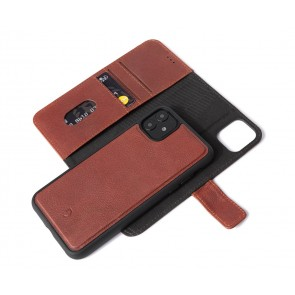 Decoded Leather Detachable Wallet iPhone 11 (6.1 inch) Brown