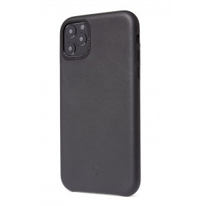 Decoded Leather Backcover iPhone 11 Pro (5.8 inch) Black