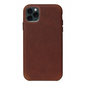 Decoded Leather Backcover iPhone 11 Pro (5.8 inch) Brown