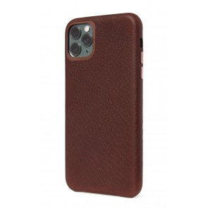 Decoded Leather Backcover iPhone 11 Pro Max (6.5 inch) Brown