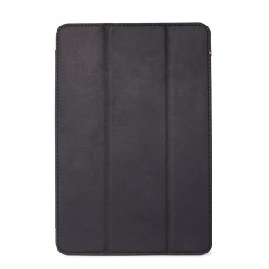 DECODED Leather Slim Cover for iPad Mini 6th Gen Black
