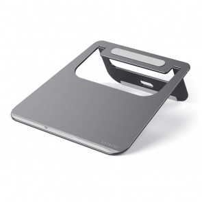 SATECHI Aluminum Laptop Stand Space Gray