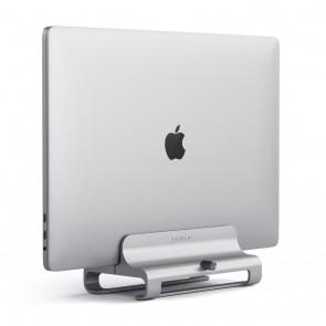 SATECHI Aluminum Vertical Laptop Stand Silver