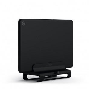 SATECHI Aluminum Vertical Laptop Stand Matte Black
