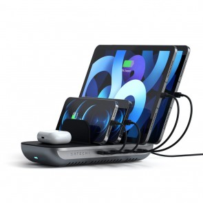SATECHI Dock5 Multi-Device Charging Station with Wireless Charging