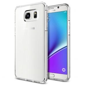 Spigen Galaxy Note 5 Case Ultra Hybrid Crystal Clear