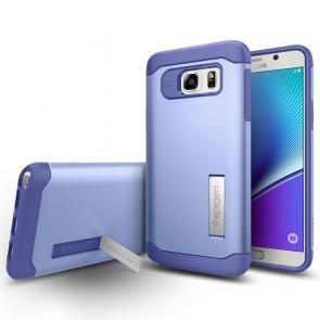 Spigen  Galaxy Note 5 Case Slim Armor Violet