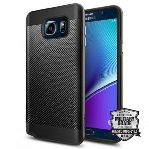 Spigen  Galaxy Note 5 Case Neo Hybrid Carbon Gunmetal