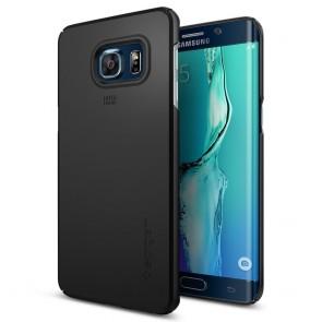 Spigen Galaxy S6 Edge Plus Case Thin Fit Black